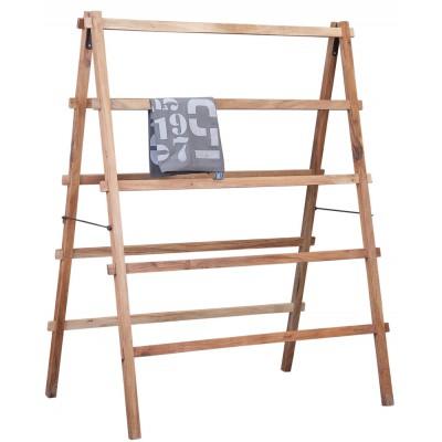 Drewniany stojak na pranie