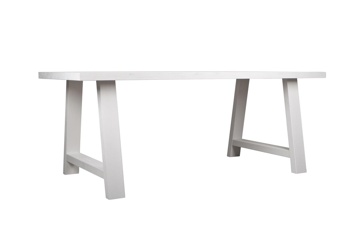 Stół A-Framed biały 180 x 85 cm