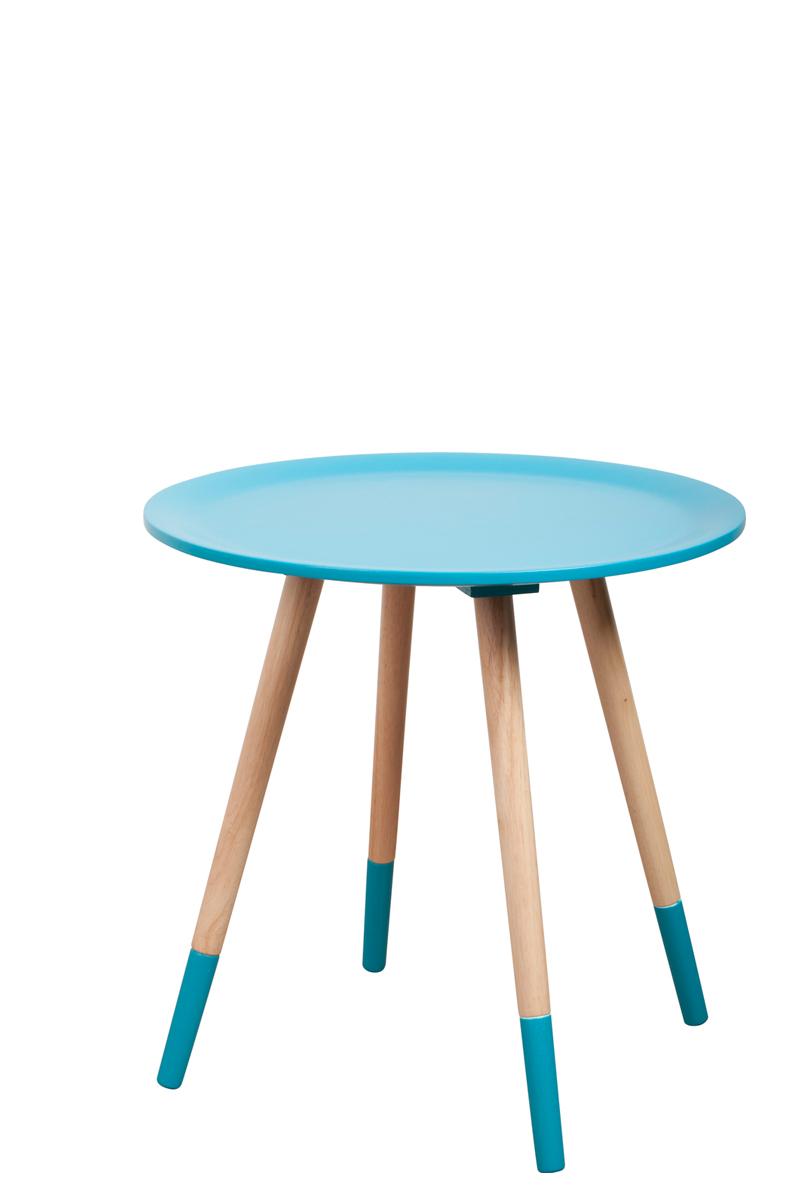 Stolik Two Tone Blue