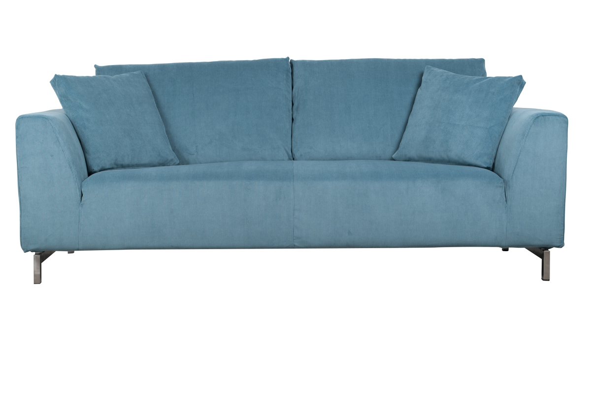 Sofa Dragon Rib Blue