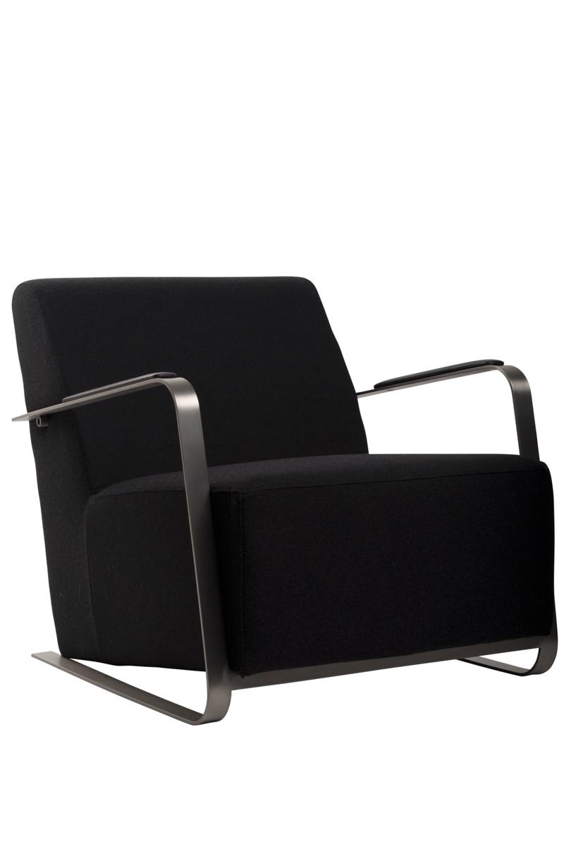 Fotel Adwin czarny