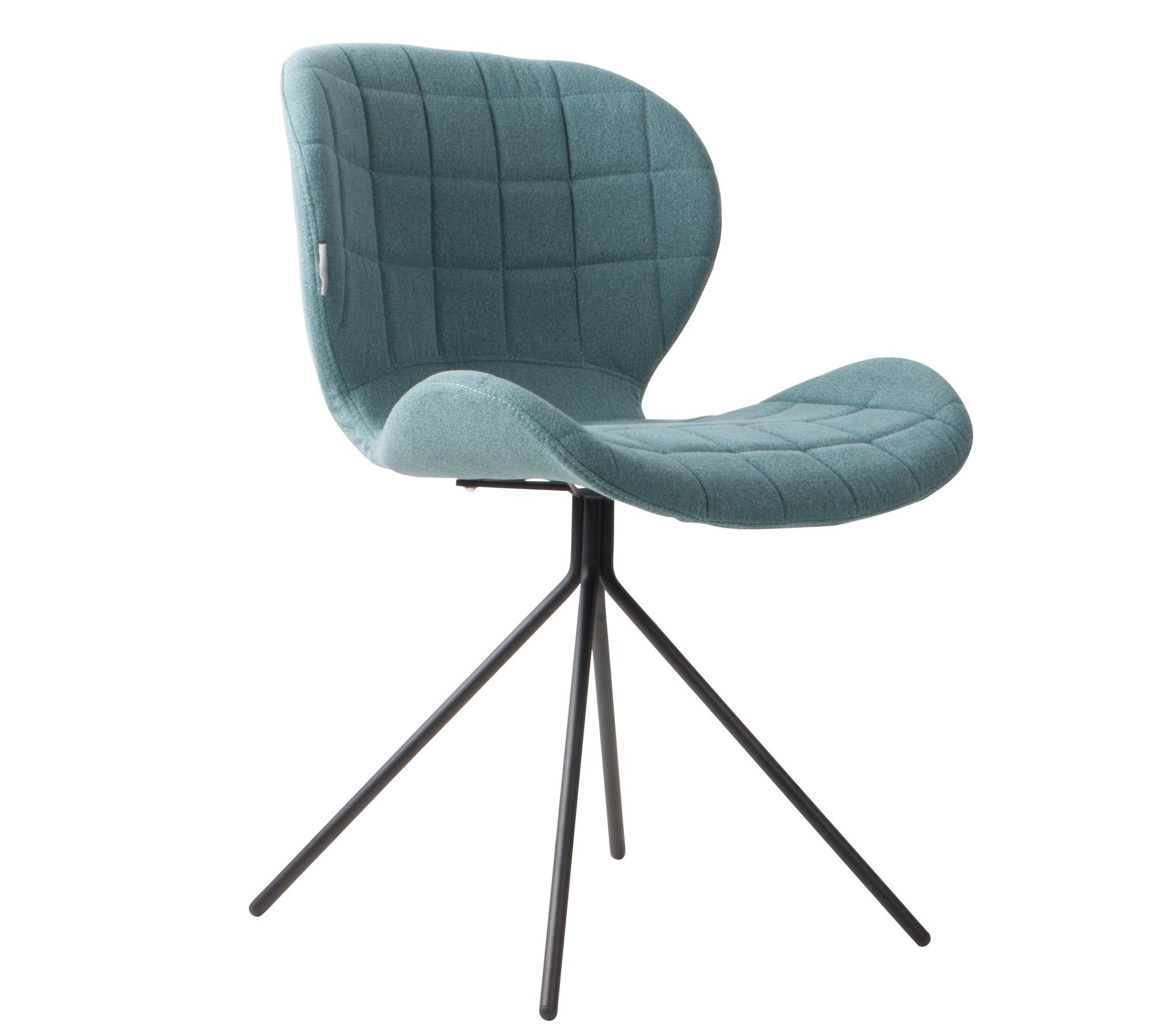 Krzesło OMG Blue - 1100173