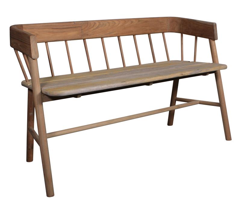 Ławka Drewniana Ogrodowa