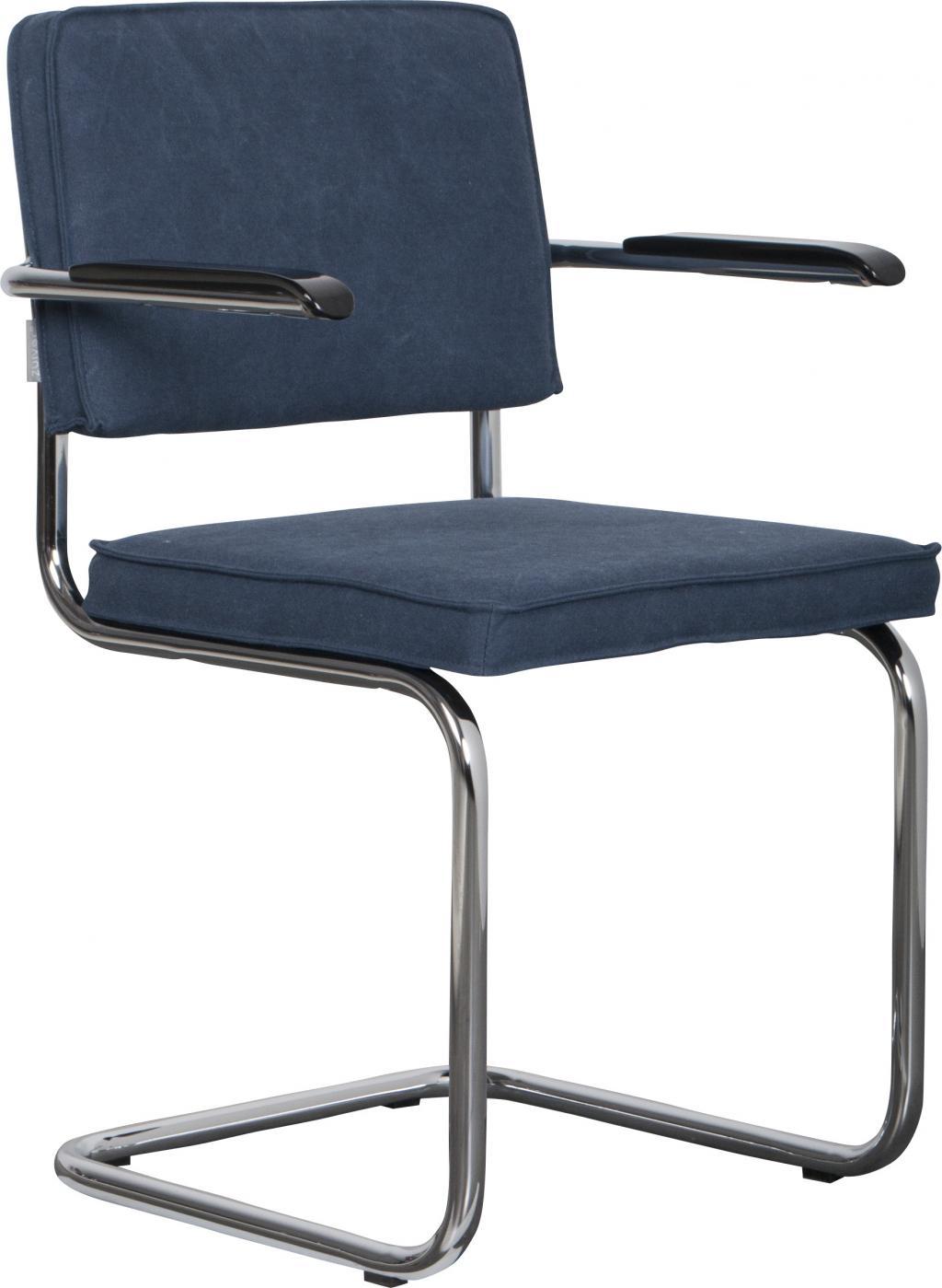 Fotel Ridge Vintage Blue