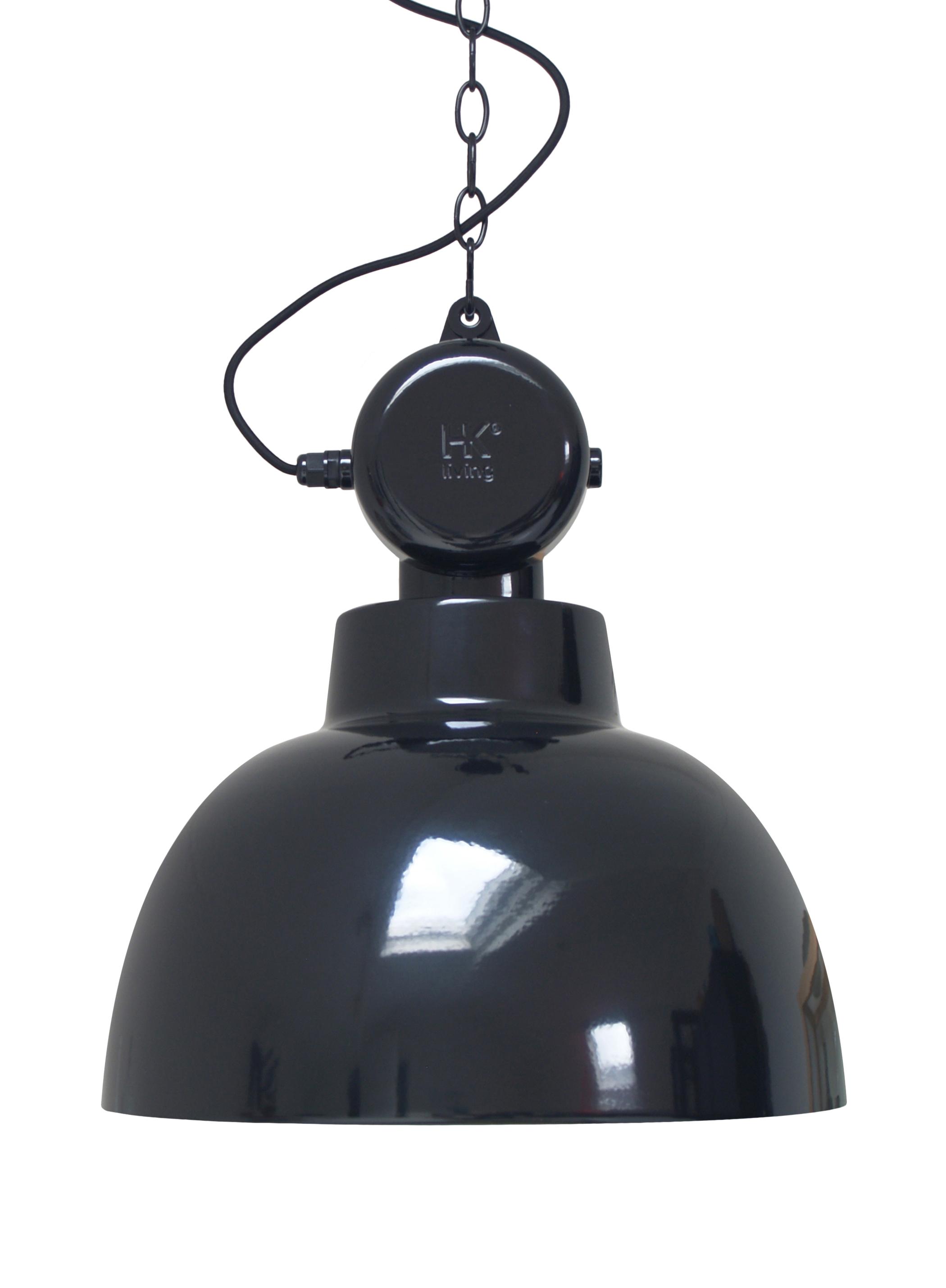 Lampa Factory M Czarna