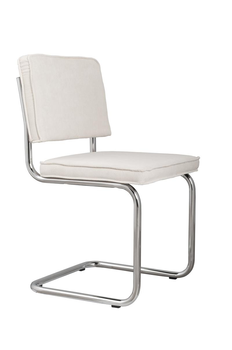 Krzesło Ridge Rib białe