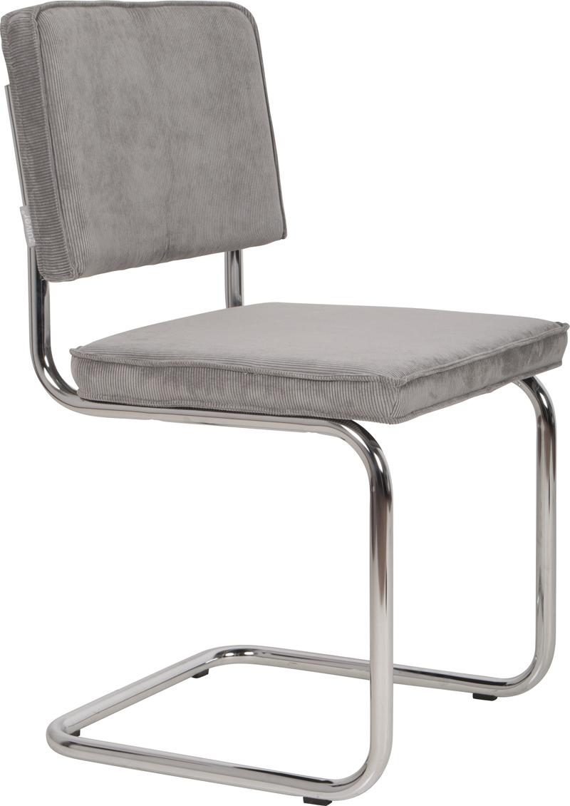 Krzesło Ridge Rib Light Grey - 1100076