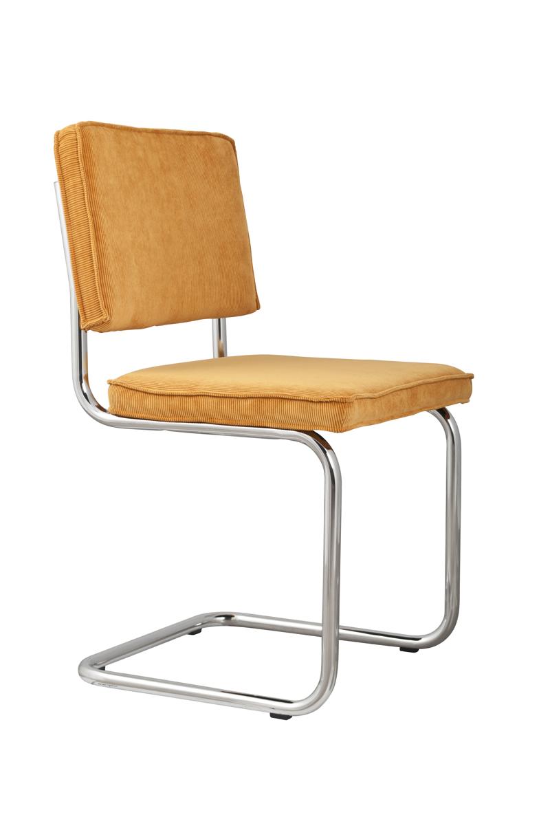 Krzesło Ridge Rib Yellow - 1006010