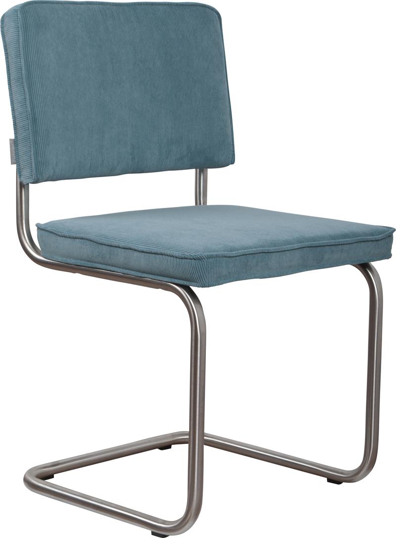 Krzesło Ridge Brushed Niebieskie