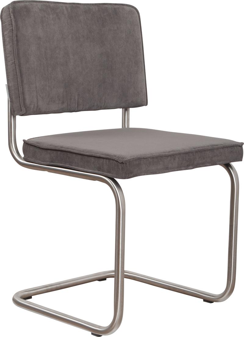 Krzesło Ridge Brushed szare