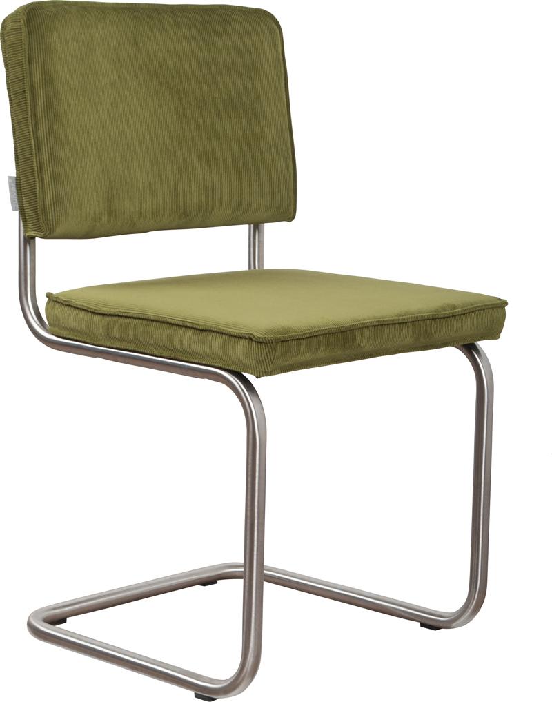 Krzesło Ridge Brushed zielone