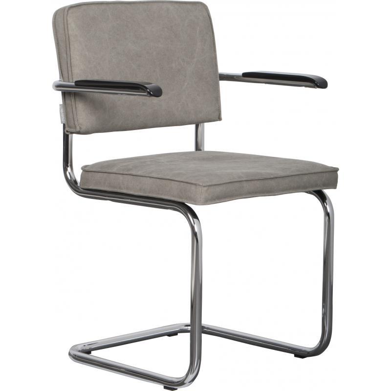 krzesło Ridge Brushed Vintage zielone