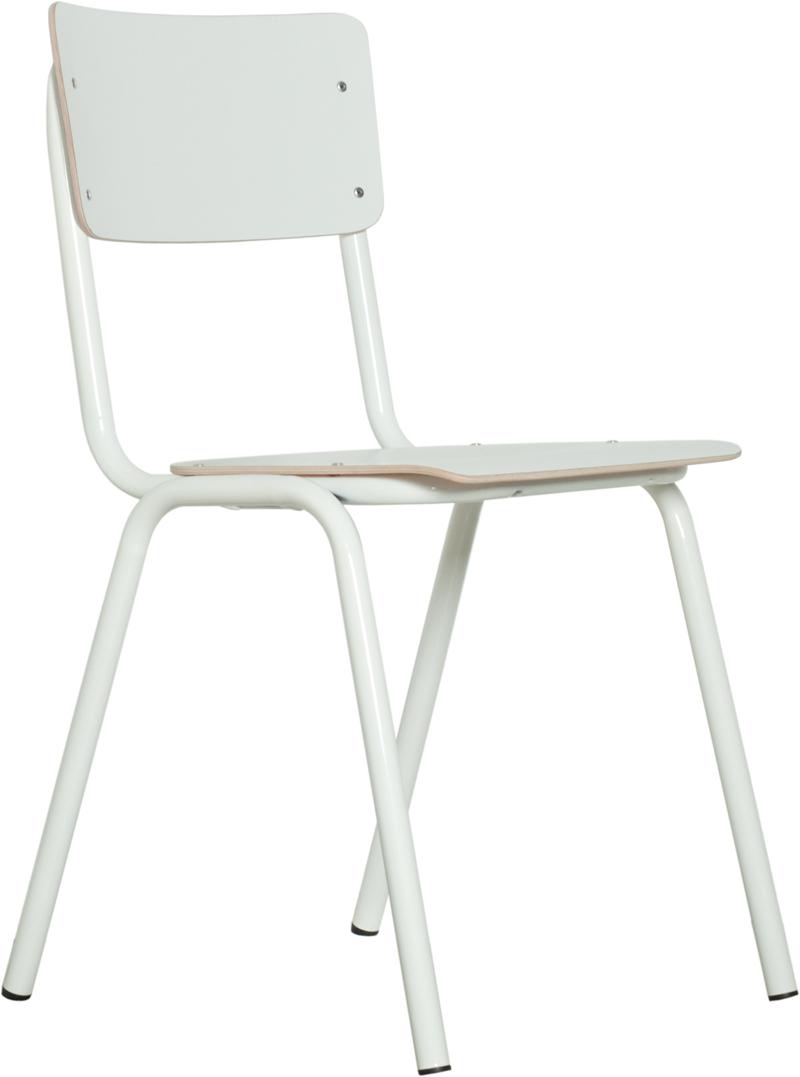Krzesło Back To School HPL White - 1008202