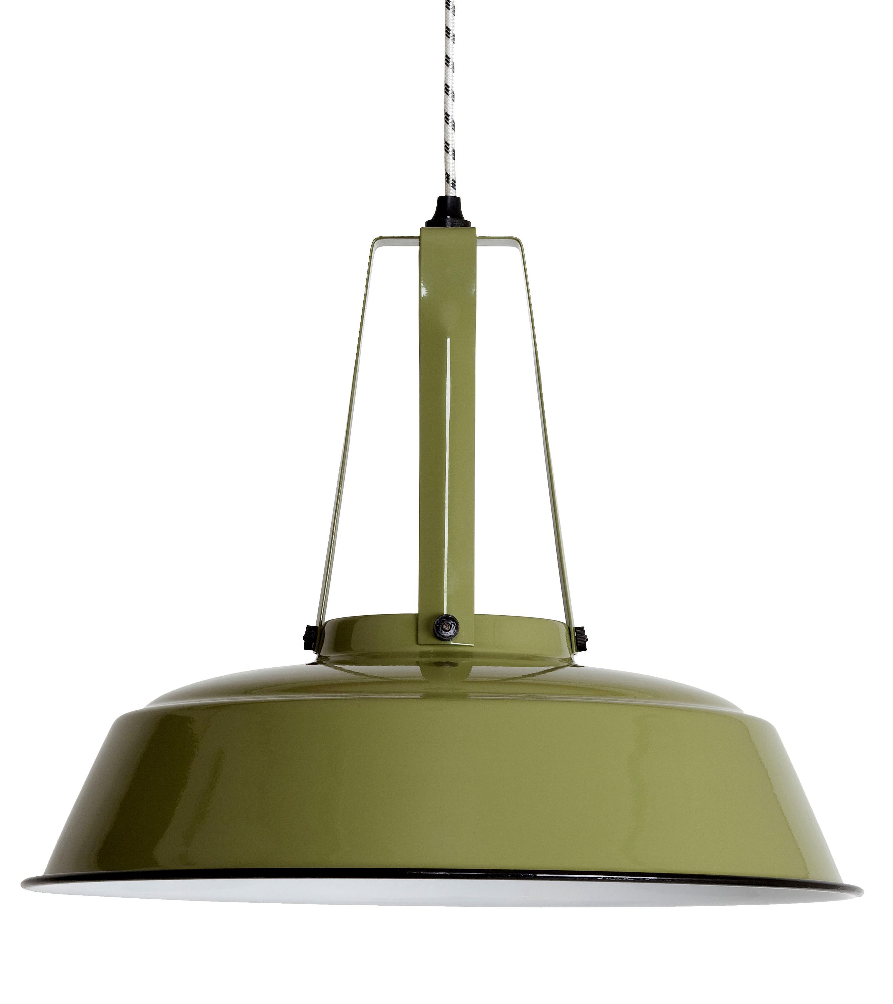Lampa Workshop L, Zielona - VAA1022