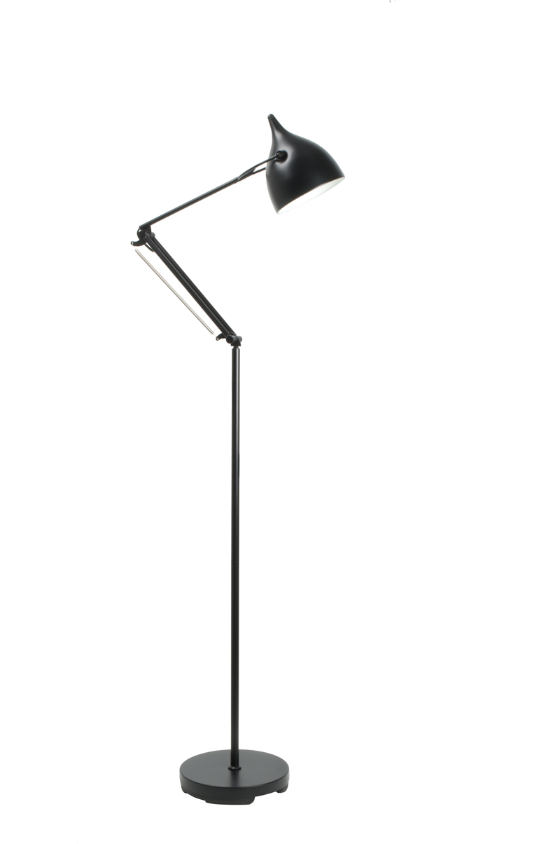 Lampa pod�ogowa Reader Matt Black - 5000951