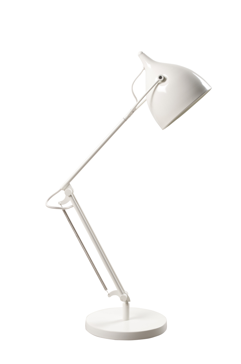Lampa Biurkowa Reader Matt White - 5200001