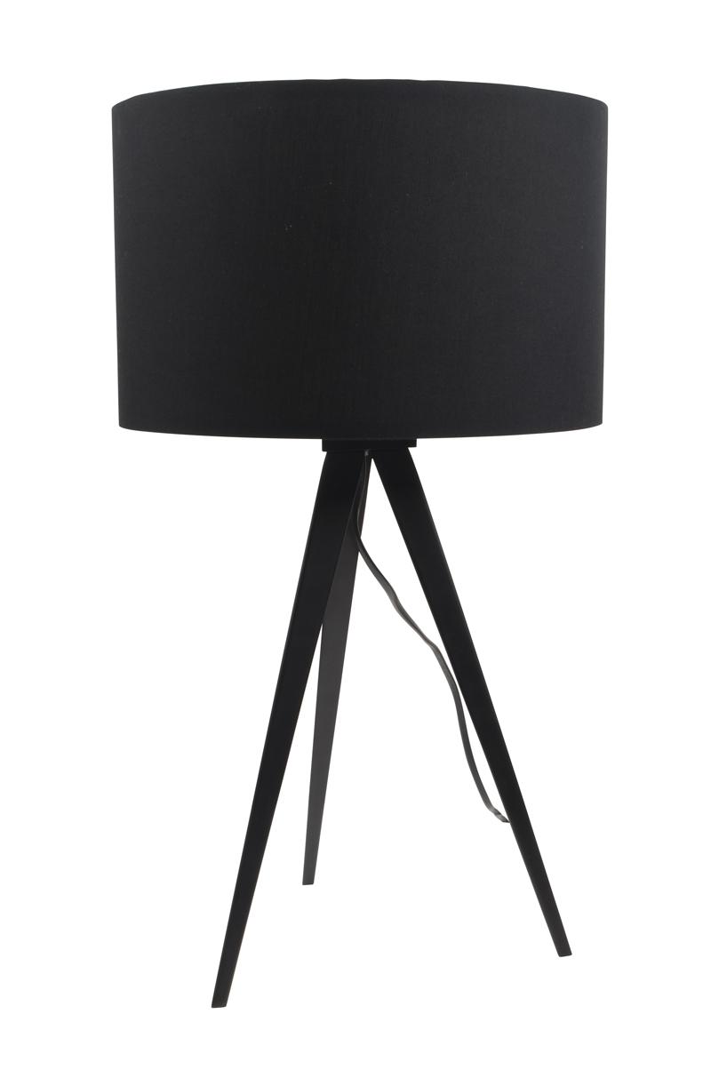 Lampa Stołowa Tripod Black - 5200006