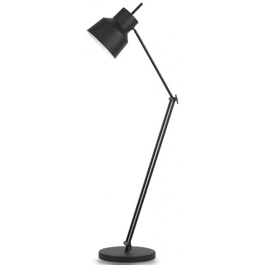 Lampa Podłogowa Belfast Czarna - BELFAST