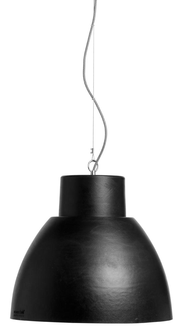 Lampa Wisząca Stockholm, Czarna