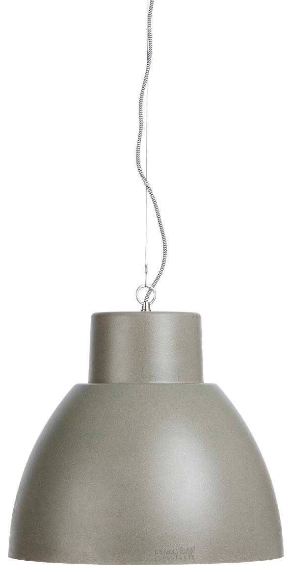 Lampa Wisz�ca Stockholm, Szara - STOCKHOLMH40GG