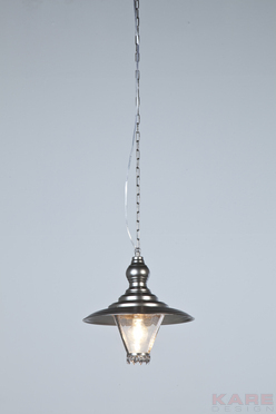 Lampa Cave Iron