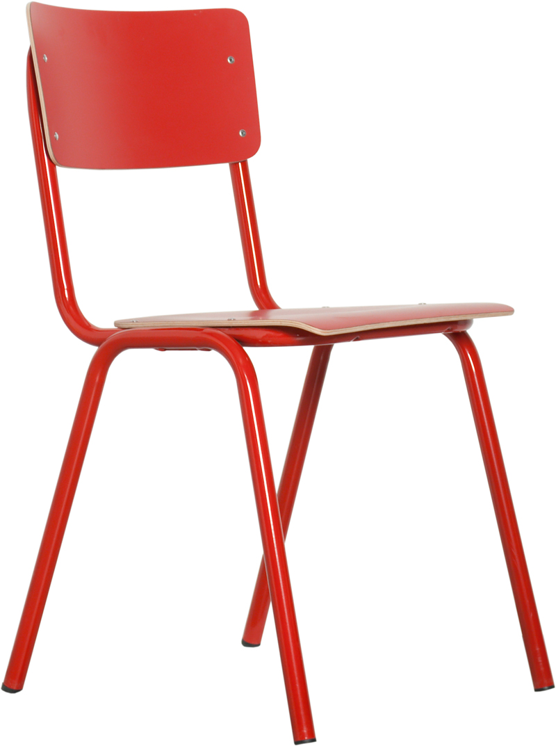 Krzesło Back To School HPL Red - 1008207